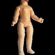 Ideal Toni P -90 Hard Plastic Doll Body.