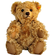 Adorable 14'' German Steiff Growler Teddy Bear. 004421
