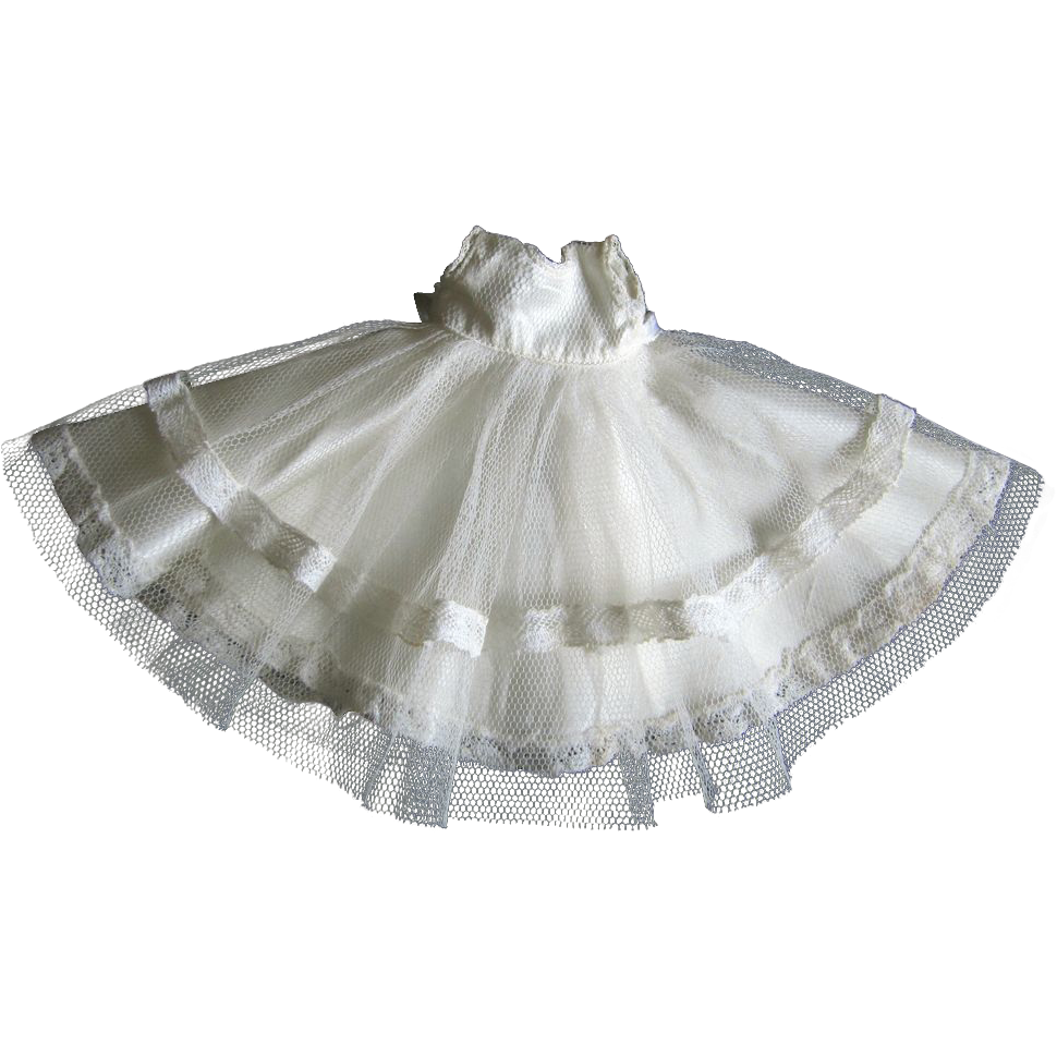 Vogue Ginny Dress From The Bridal Series 1957 Sold On Ruby