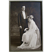 1920 Marriage Vow Book, Wedding Photographs, Birth Certificates- Family History, Newburyport, MA