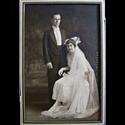 1920 Marriage Vow Book, Wedding Photographs, Birth Certificates- Family History, Newburyport, MA