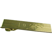 Vintage Anson 1/20 12K Gold Filled Tie Bar