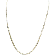 "14K Yellow Gold 18"" Beaded Chain"