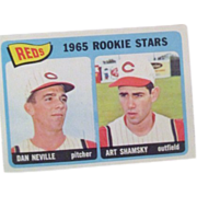 Topps 1965 Baseball Card #398 Rookie Stars