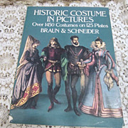 Historic Costume in Pictures