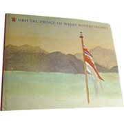 HRH The Prince of Wales Watercolours