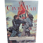 Three Volume Civil War Set Illustrated Books