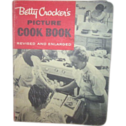 Betty Crocker Picture Cook Book Revised and Enlarged Textbook Edition 1956