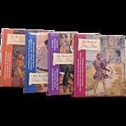 Four Volumes Robert Frederick Fairy Tales