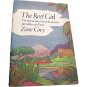 The Reef Girl by Zane Grey