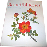 Beautiful Roses 56 Plates in Full Color