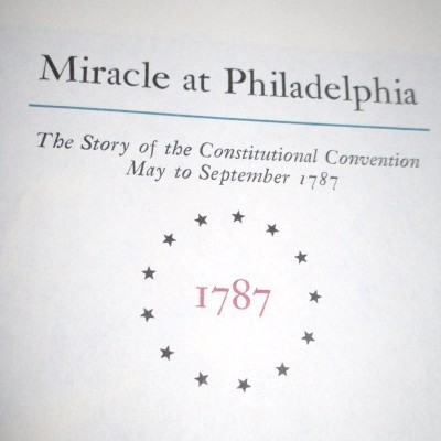miracle at philadelphia Miracle at philadelphia by catherine drinker bowen, unknown edition.