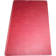 1905 Edition of A Tramp Abroad Vol II by Mark Twain