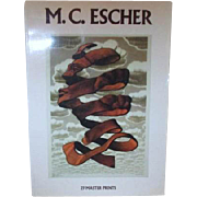 M.C. Escher 29 Prints Illusions