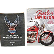 Two Harley Davidson Books