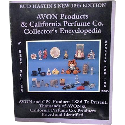 Avon Products Price Guide 1994 By Bud Hastin From
