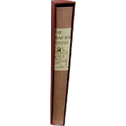 Boxed Linen Covered Copy of Dead Sea Scrolls Translated by Geza Vermes