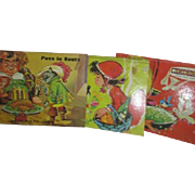 Set of 3 Fairy Tale Pop-Up Books