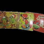 Set of 3 Fairy Tale Pop-Up Books