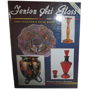 Fenton Art Glass 1907-1939 ID and Value Guide