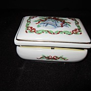1985 Heritage House Music Box