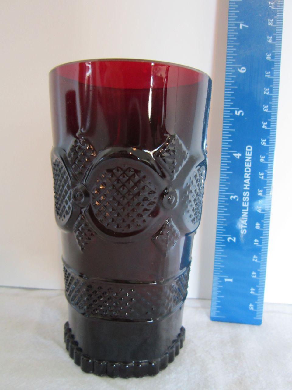 Avon Cape Cod Collection Tumbler Glass