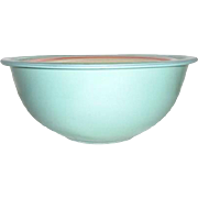 Set of 3 Pyrex Graduated Mixing Bowls Pastels