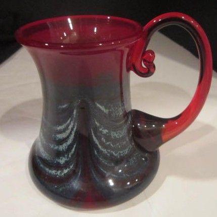 Vintage Glass Mug 48