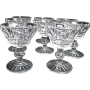 Set of 8 Wine Goblets