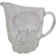 Clear Glass Pitcher for Water Juice or Beer
