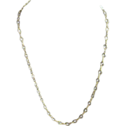 "Light 19"" Danecraft Chain in Diamond Shapes"