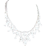 Elaborate Rhinestone Necklace