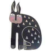 Laurel Burch Pin/Brooch Rabbit for Ross