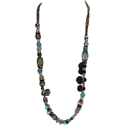 "36"" Long Beaded Necklace from Chico's"