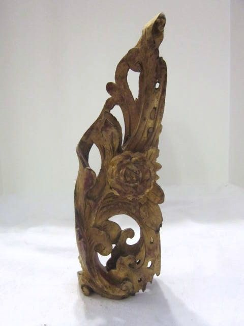 Wood Architectural Piece