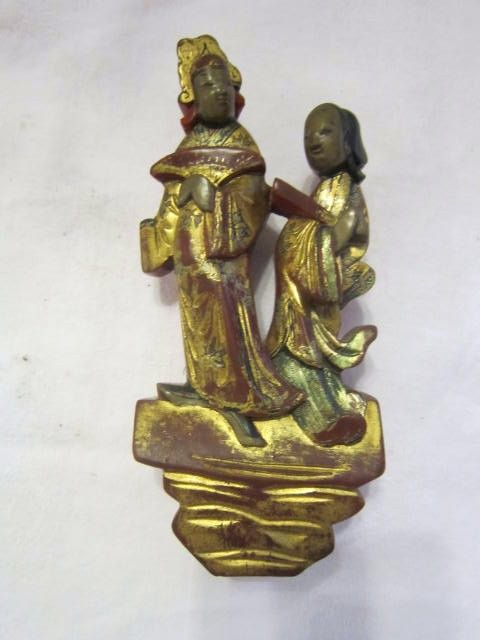 Old Architectural Chinese Wood Carving