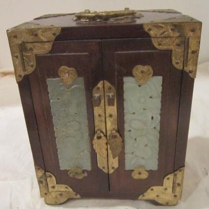 Antiques For Antique Wooden Jewelry Boxes wwwantiqueslinkcom
