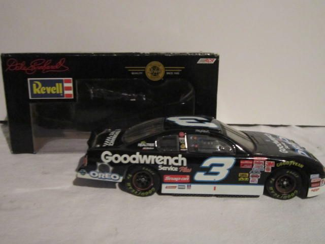 Dale Earnhardt Limited Edition Die Cast Race car