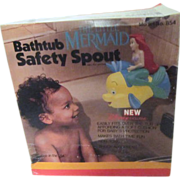 Disney Little Mermaid Bathtub Safety Spout