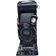 Antique Eastman Kodak 1A Pocket Kodak Series II Camera in Original Case Patented 1914