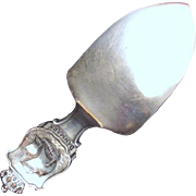 Silver Plate Pie Server from Denmark