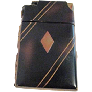 Marathon Cigarette Case Lighter c1945