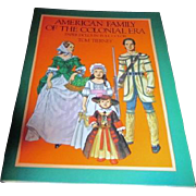 American Family of the Colonial Era Paper Doll Book