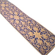 Tapestry Table Runner 6 Feet long