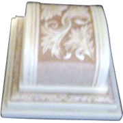 Celluloid/Plastic Ring Box from Swiss Diamond Palace San Francisco