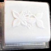 Plastic Wedding Ring Presentation Box