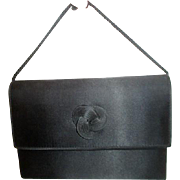Black Hand Bag/Clutch