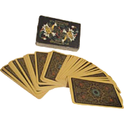 Deck of Russian Playing Cards