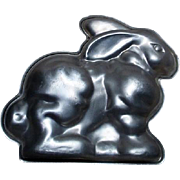 Aluminum Bunny Rabbit Mold