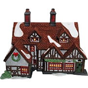 Dickens' Village Series Ashbury Inn Dept 56
